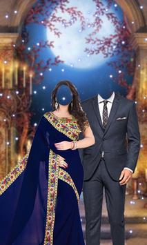 Wedding Couple Photo Suit - Traditional Dress screenshot 1