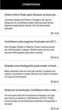 Corinthians Notícias poster
