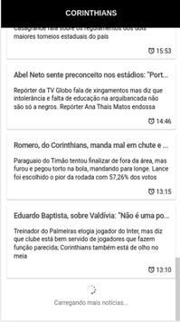 Corinthians Notícias screenshot 2