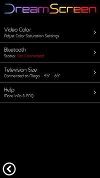 DreamScreen BLE apk screenshot