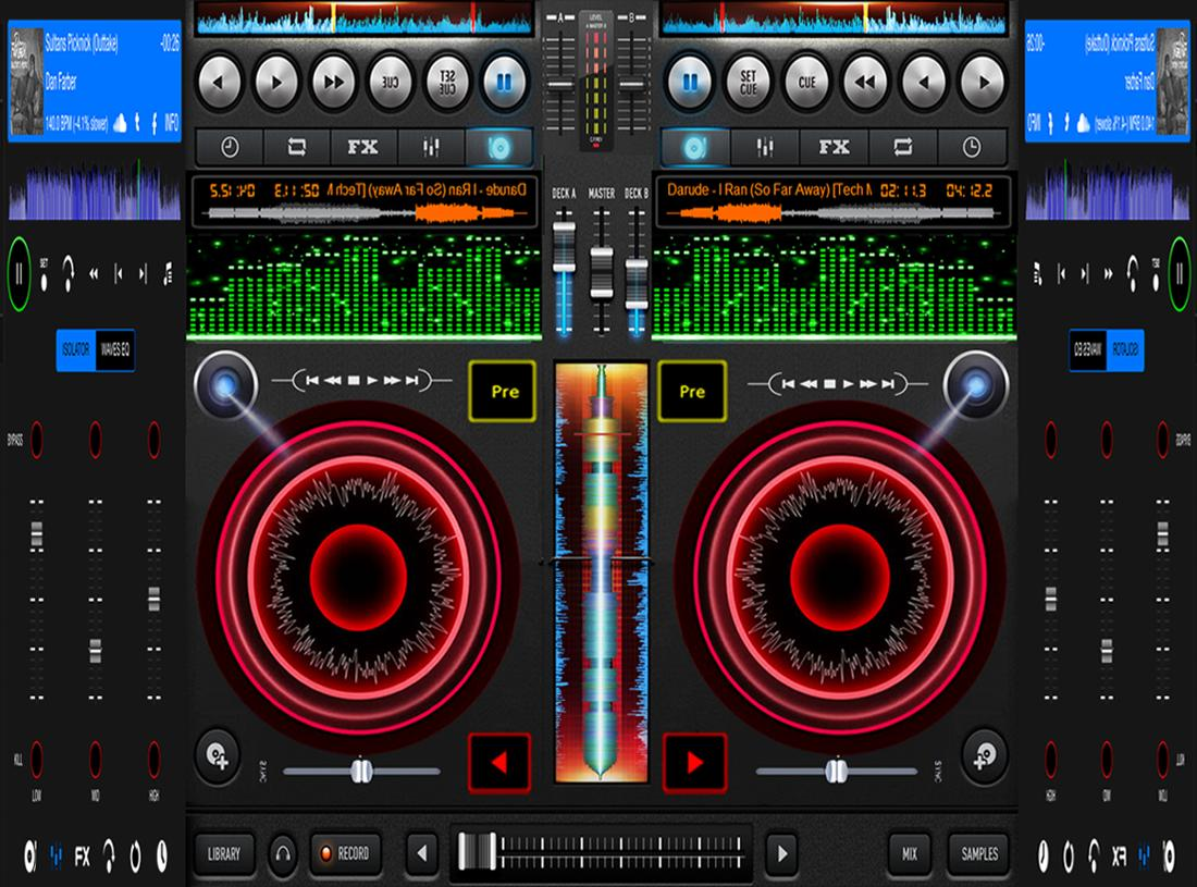 Virtual DJ Songs Mixer - Equalizer for Android - APK Download