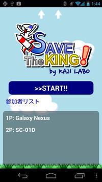 SAVE The KING! apk screenshot