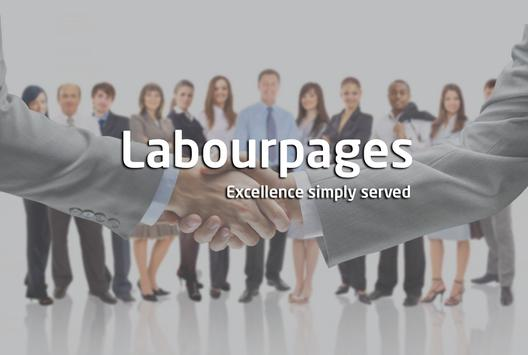 Labourpages poster