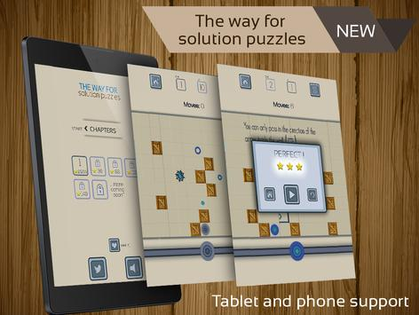 the way for solution puzzles apk screenshot