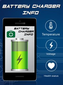 BATTERY CHARGER INFO poster