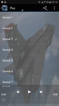 Aircraft sounds apk screenshot