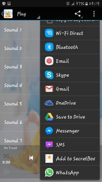 Baby sounds screenshot 3