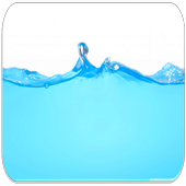 Water sounds icon