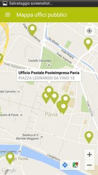 PaviAPP screenshot 1
