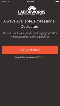 Laborworks apk screenshot