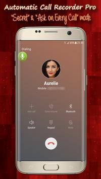 📞 Automatic Call Recorder Pro screenshot 1