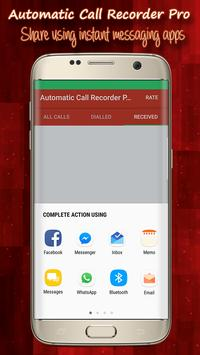 📞 Automatic Call Recorder Pro screenshot 4