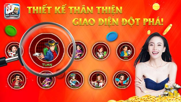 """GAME QKA"" Game Bai Doi Thuong poster"