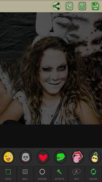 face emoji stickers screenshot 2