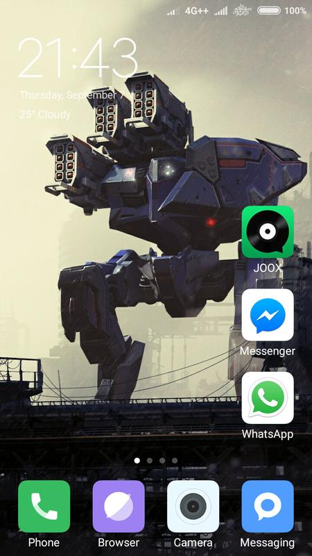 War Robots Wallpaper For Android Apk Download