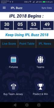 IPL Buzz 2018 (ipl buzz) poster