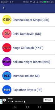 IPL Buzz 2018 (ipl buzz) apk screenshot