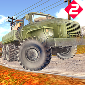 Game android Truck Driver Cargo 2 APK offline hot