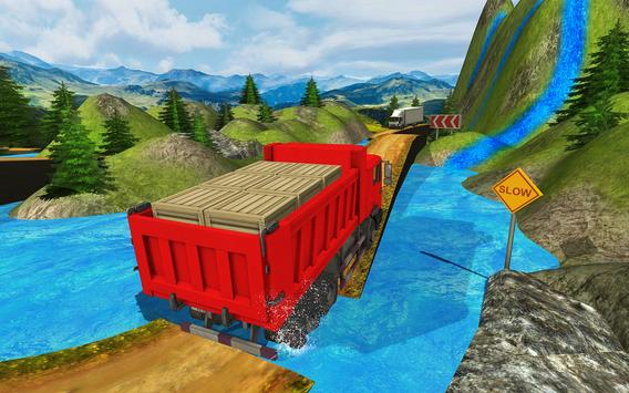 Truck Driver Transporter screenshot 1