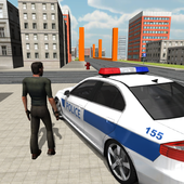 Game android Police Car Driver APK new 2017 hot