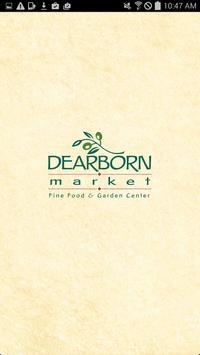 Dearborn Market Deli poster