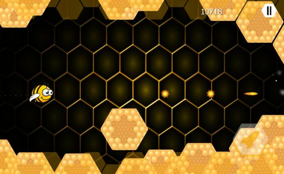 Hexalock Bee Dash screenshot 2