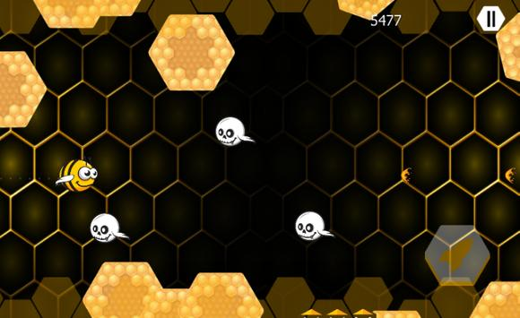 Hexalock Bee Dash screenshot 3