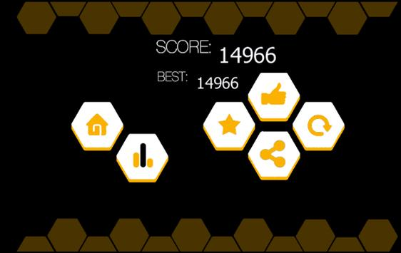 Hexalock Bee Dash screenshot 4