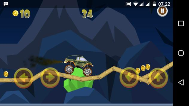 Crazy Army Truck Driver apk screenshot
