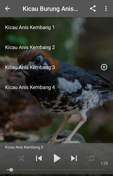 Kicau Burung Anis Kembang screenshot 5