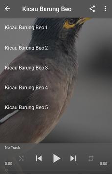 Kicau Burung Beo screenshot 5