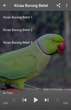 Suara Burung Betet screenshot 3