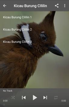 Kicau Burung Cililin apk screenshot