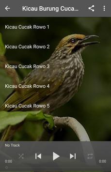 Kicau Burung Cucak Rowo screenshot 1