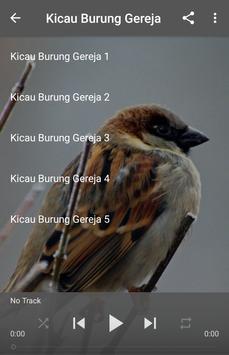Suara Burung Gereja screenshot 2