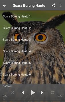 Suara Burung Hantu screenshot 4