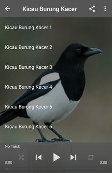 Kicau Burung Kacer screenshot 1