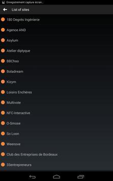 Pépinière éco-créative screenshot 5