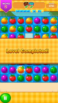 Fresh Fruit Match screenshot 4