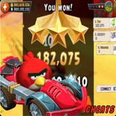 Cheat Angry Birds Go! icon