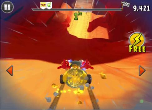 Cheat Angry Birds Go! apk screenshot