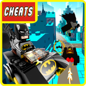 Cheat LEGO DC Mighty Micros icon