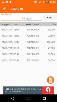 Kasir Tablet screenshot 5