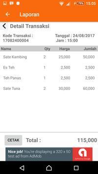 Kasir Tablet screenshot 6