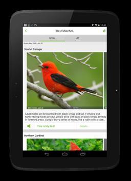 Merlin Bird ID screenshot 7