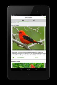Merlin Bird ID screenshot 6
