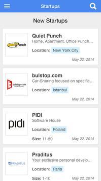 Startup Watch screenshot 1