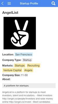 Startup Watch screenshot 3
