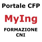 MyING Cruscotto CFP icon