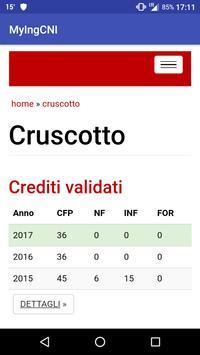 MyING Cruscotto CFP screenshot 1